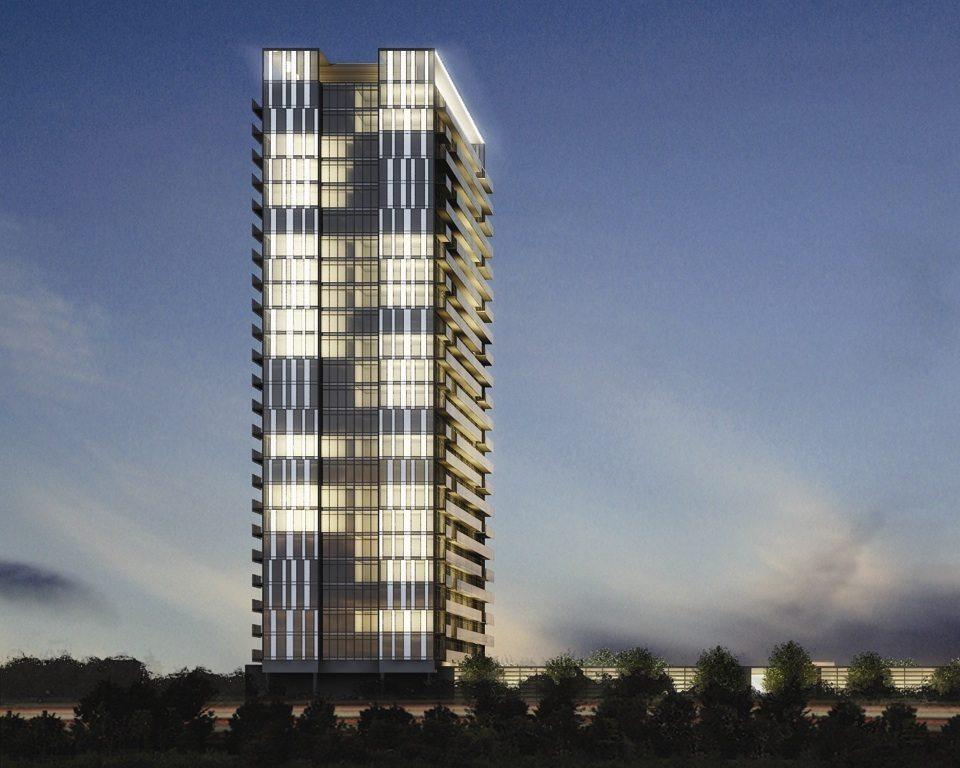 NXT & NXT2 Condominiums Building View Toronto, Canada