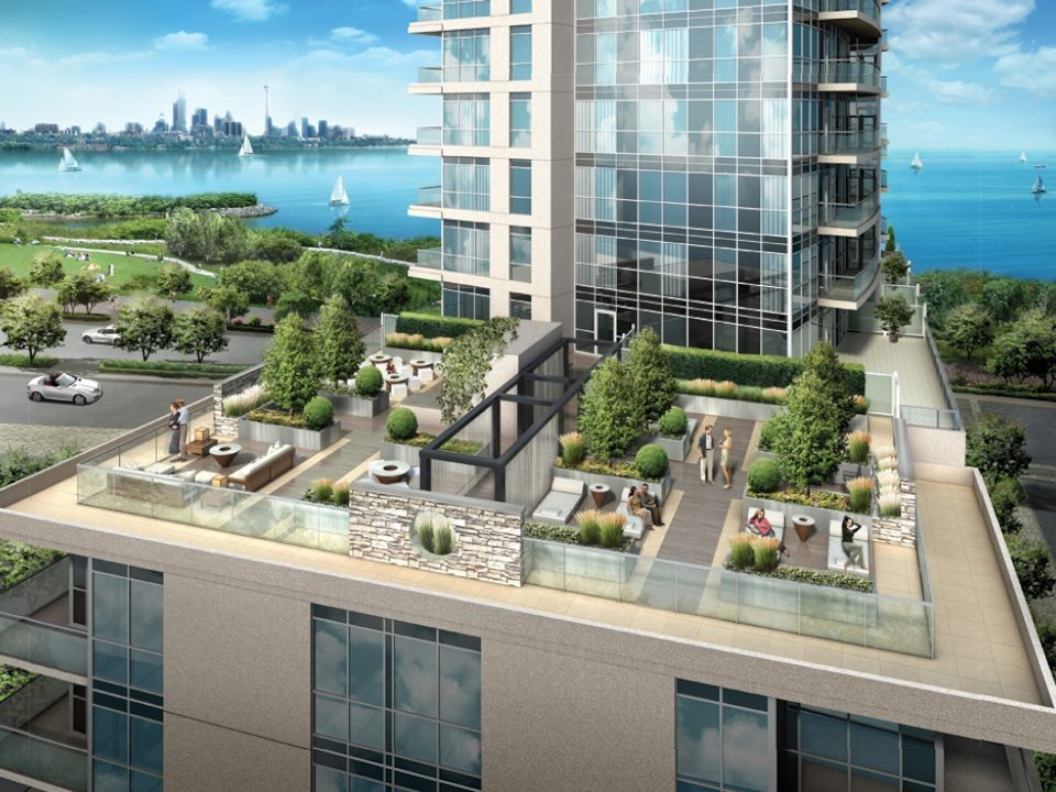 Ocean Club Condos Terrace View Toronto, Canada
