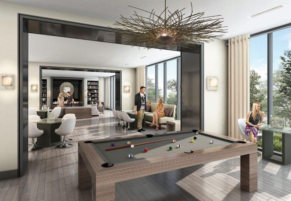 Ocean Club Condos Snooker Toronto, Canada