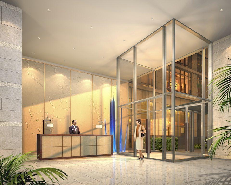 One Bedford Condos Concierge Toronto, Canada