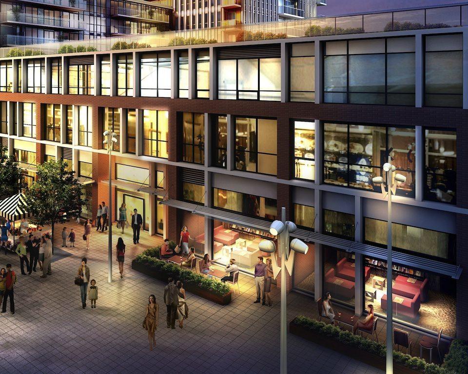 One Park Place Condos Market View Toronto, Canada