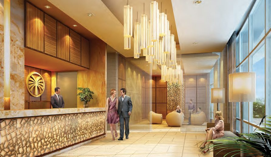 Palm Condominium Residences Concierge Toronto, Canada