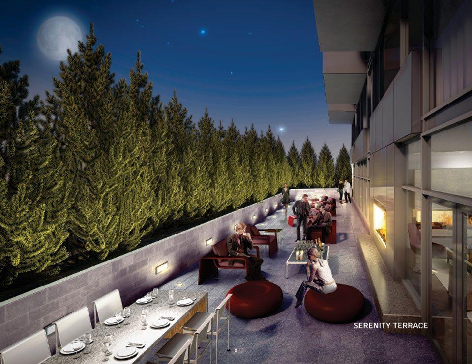 Perry Condos Serenity Terrace Toronto, Canada
