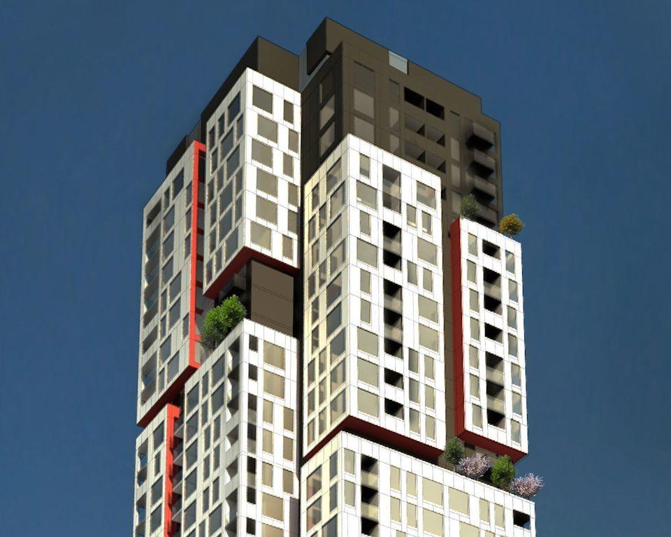 Picasso Condos Close View Toronto, Canada