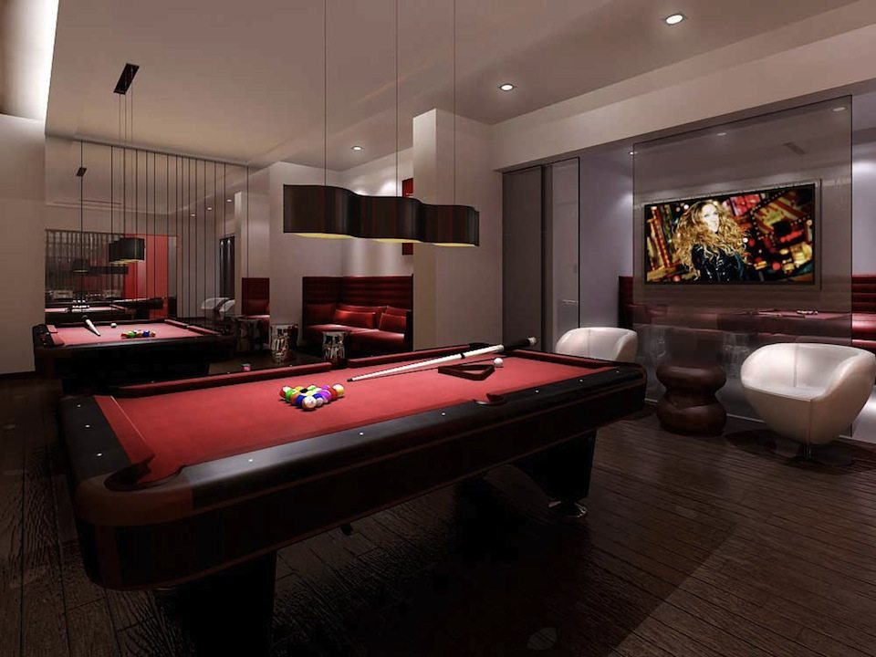 Rêve Condos Billiards Toronto, Canada