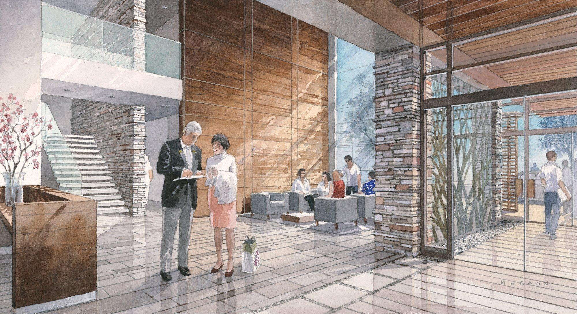 Ravine Condos Concierge Toronto, Canada