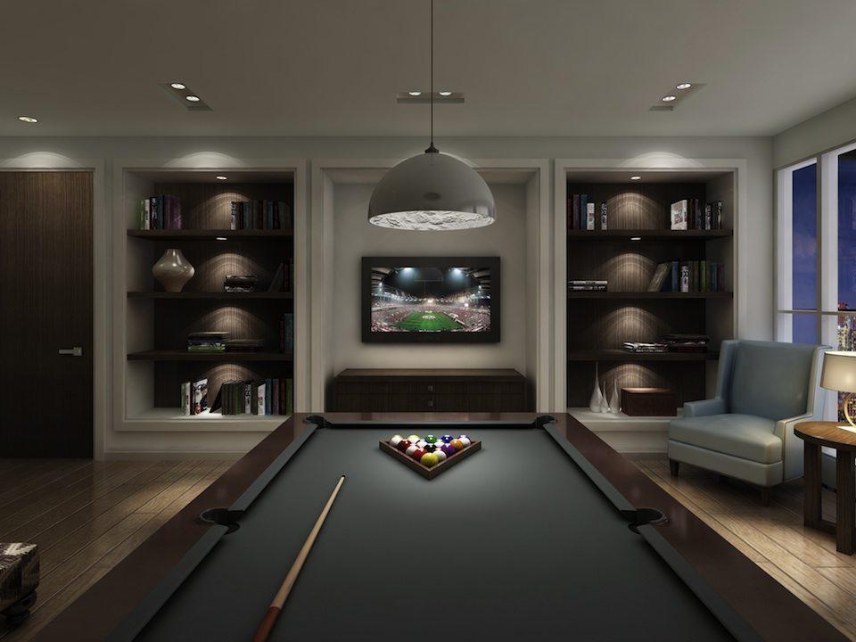 Rise Condos Billiards Toronto, Canada