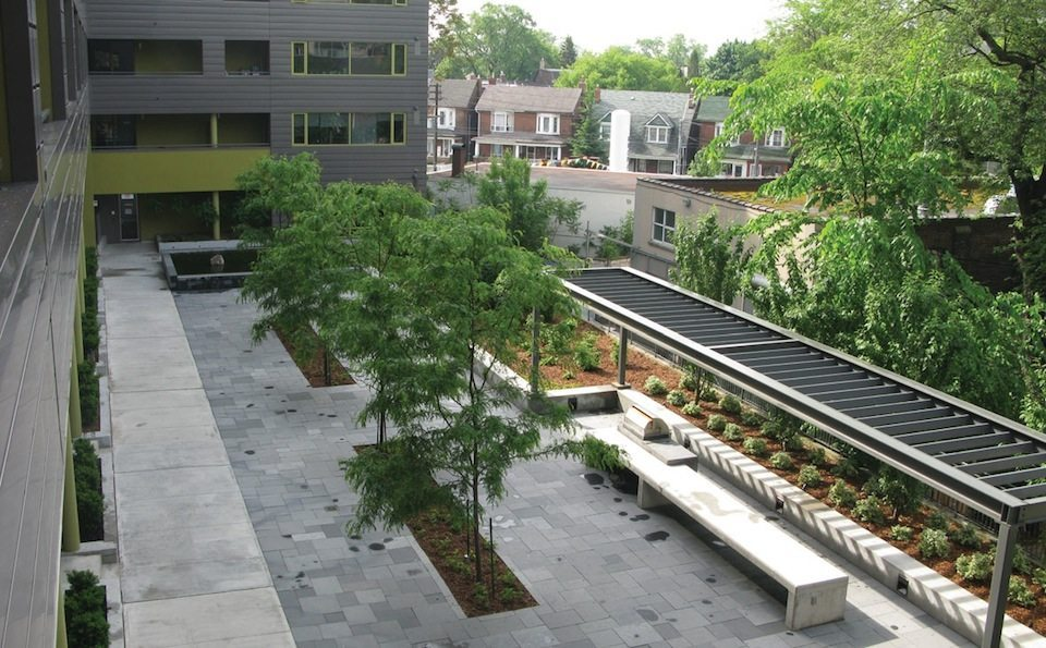 Roncesvalles Lofts Condos Terrace Park Toronto, Canada
