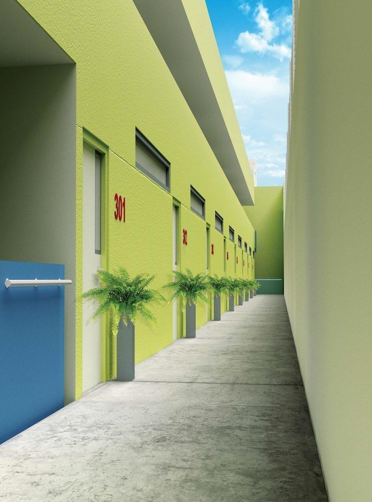Roncesvalles Lofts Condos Room View Toronto, Canada