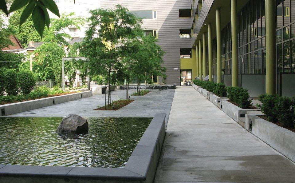 Roncesvalles Lofts Condos Outdoor View Toronto, Canada
