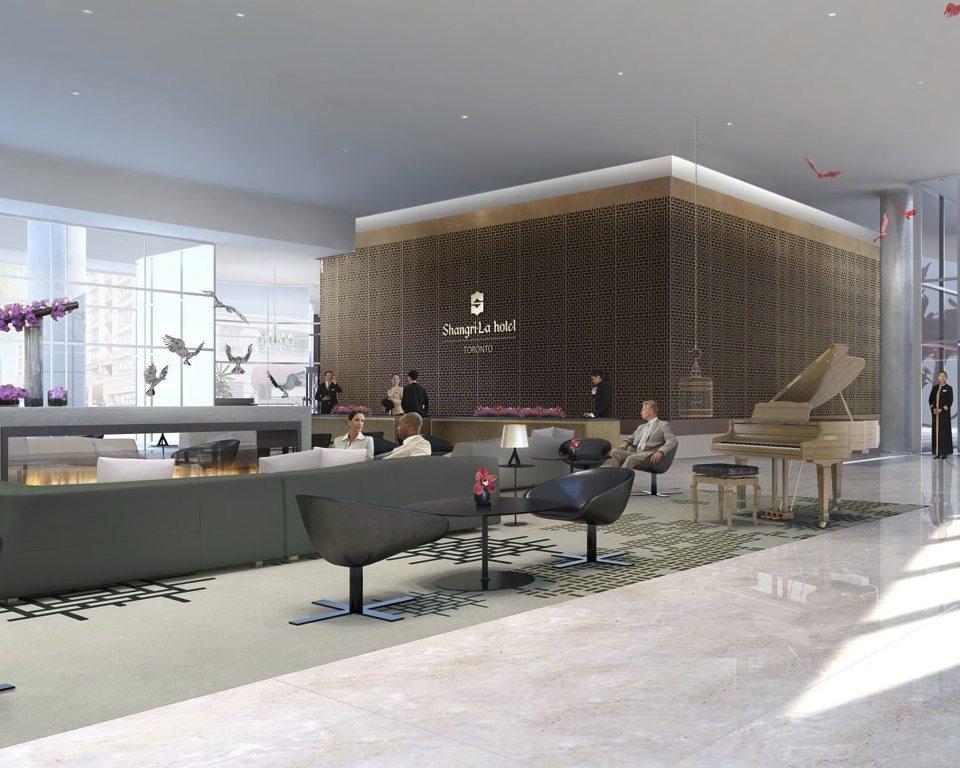 Shangri-La Toronto Condos Concierge Toronto, Canada