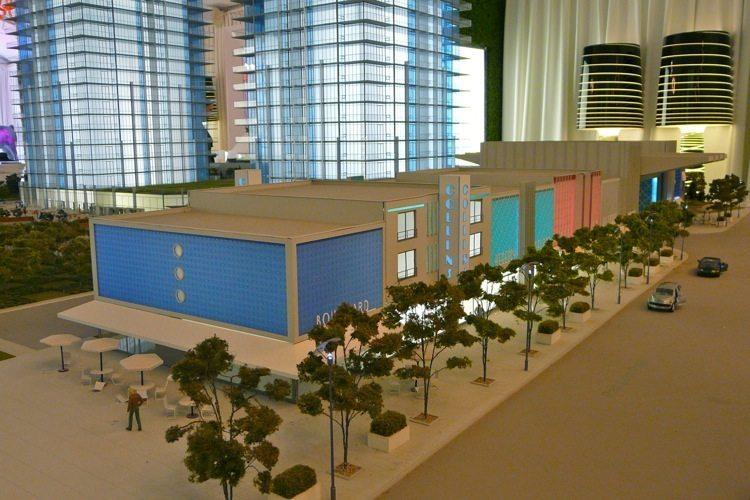 South Beach Condos & Lofts Full View Model Toronto, Canada