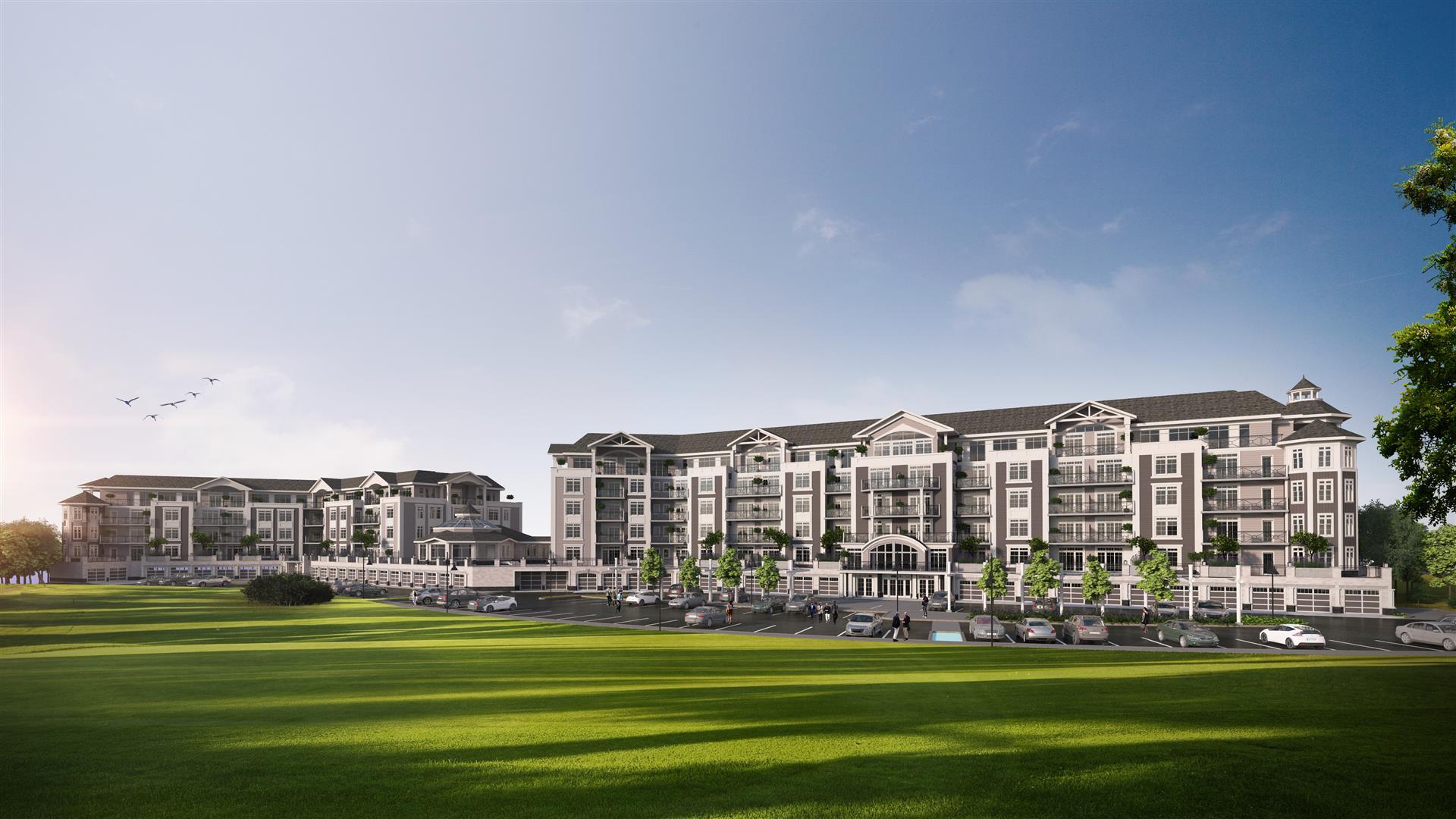 South Shore Condos Garden Toronto, Canada - Condo Investments