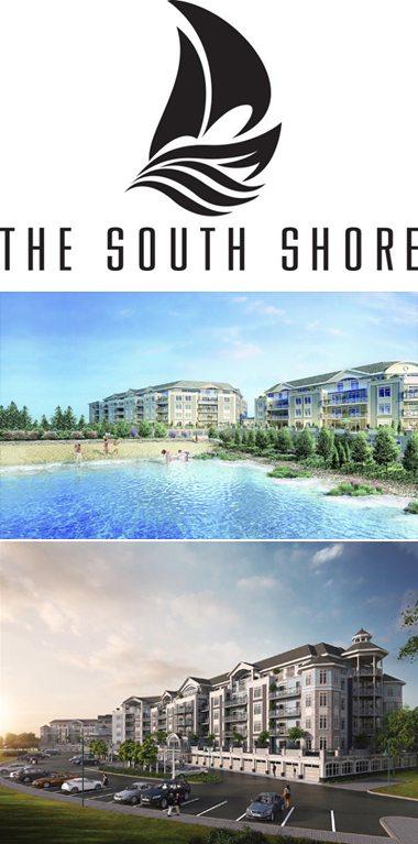 South Shore Condos View Toronto, Canada - Condo Investments