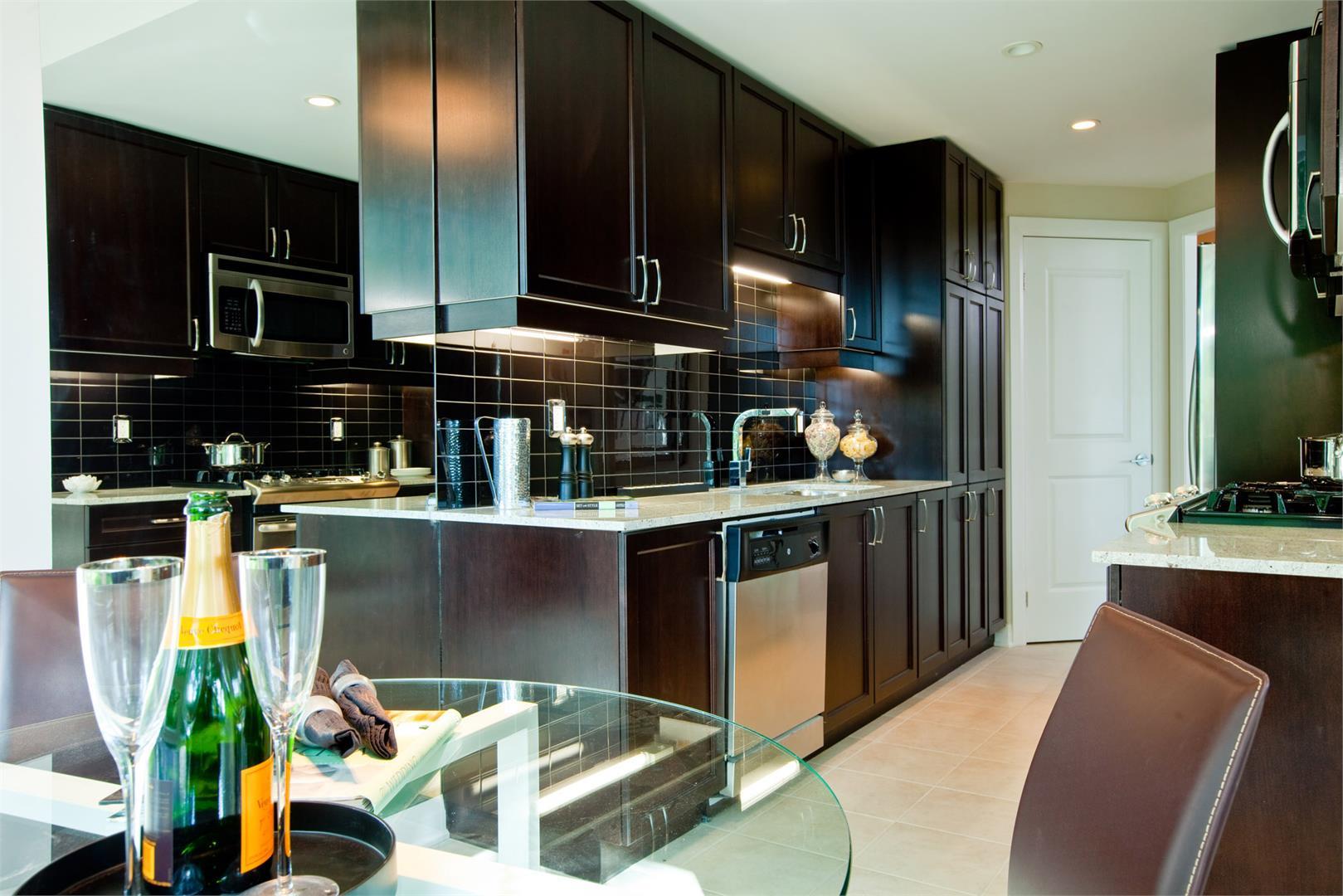 Stonebrook Condominiums Kitchen Toronto, Canada