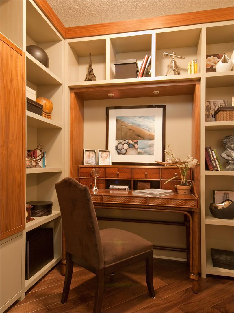 Stonebrook Condominiums Study Room Toronto, Canada