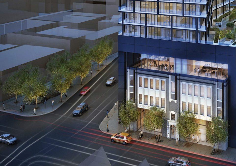 Tableau Condominiums Terrace Garden Toronto, Canada