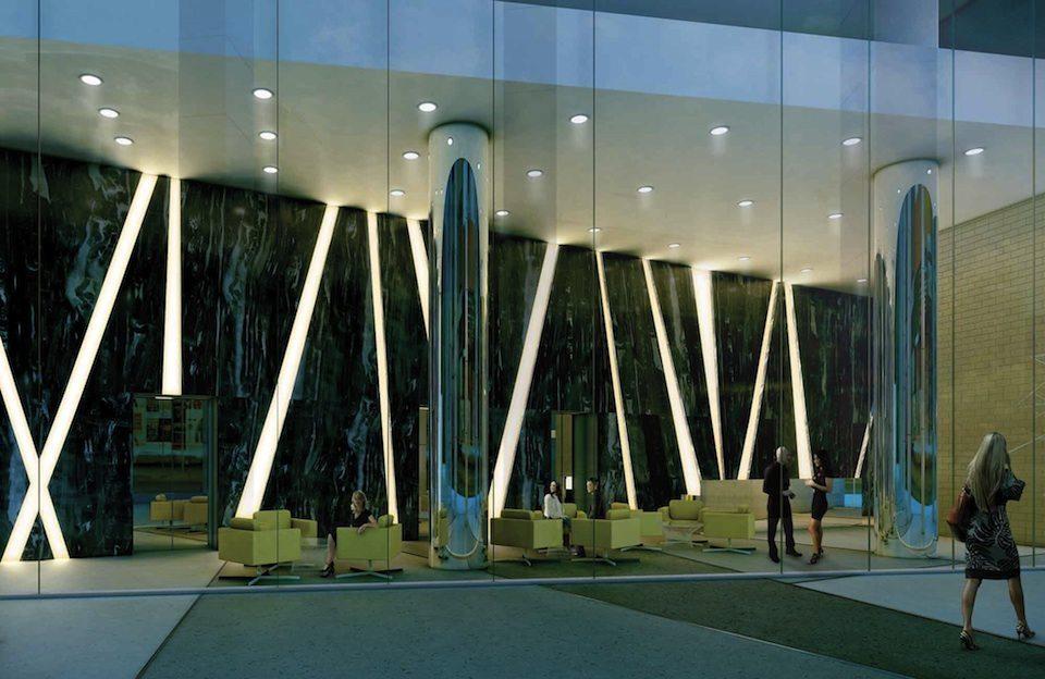 Tableau Condominiums Party Space Toronto, Canada