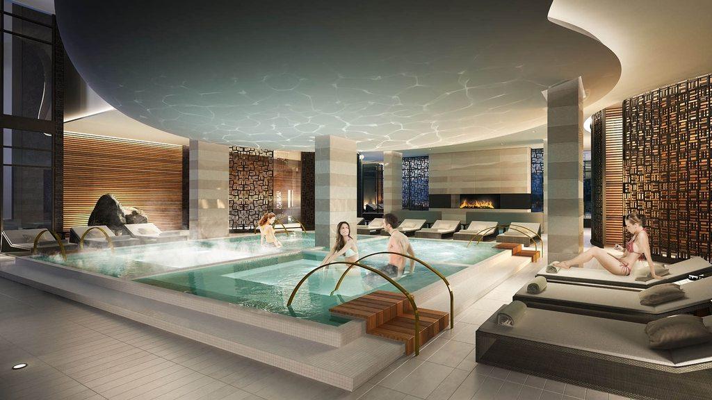 TeaHouse Condos Swimming Pool Toronto, Canada