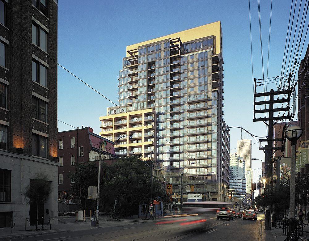 The Hudson Condos Street View Toronto, Canada