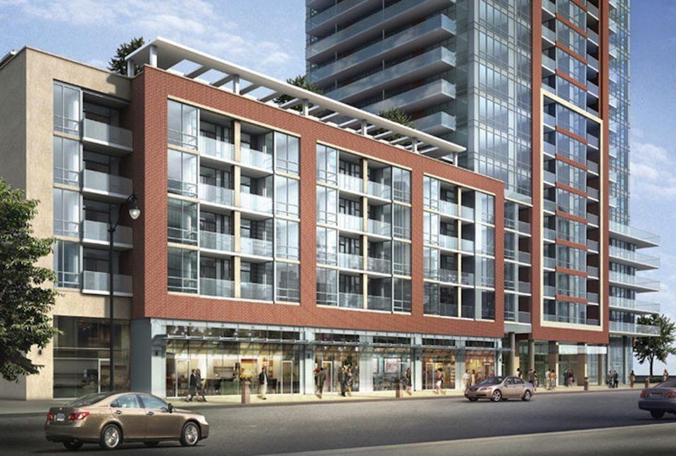 The Mercer Condos Street View Toronto, Canada