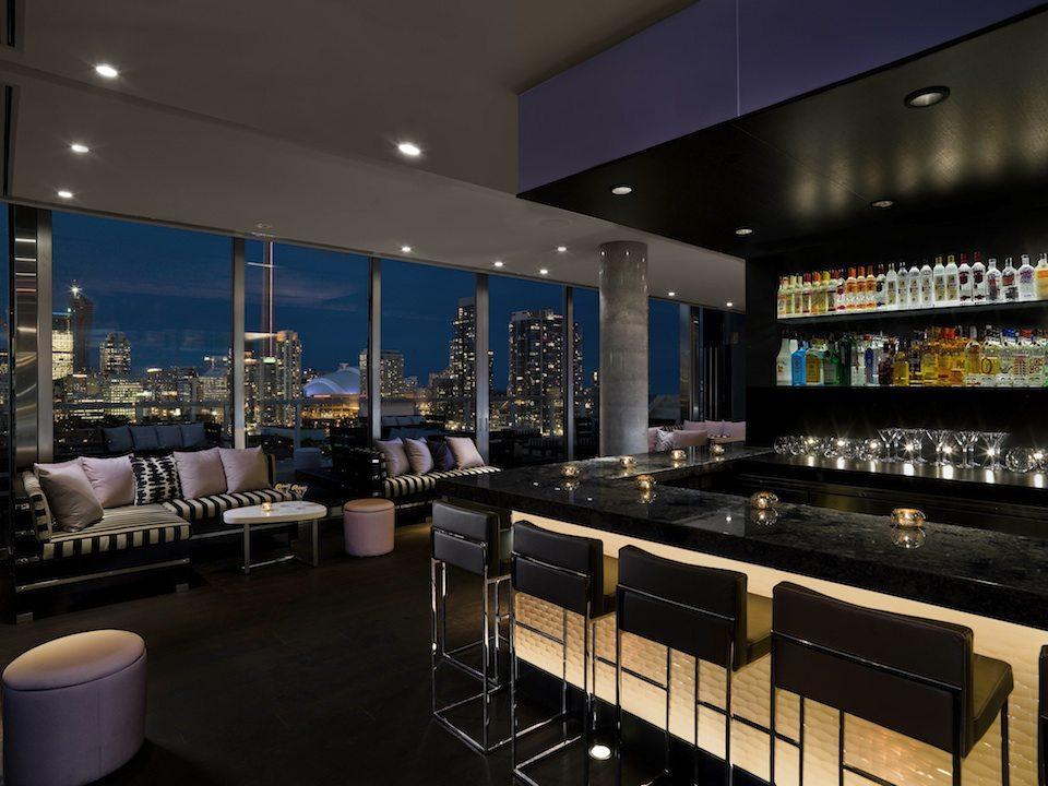 Thompson Hotel & Residences Bar Toronto, Canada