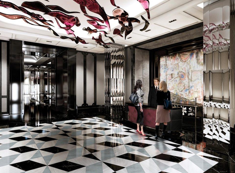 Bisha Hotel and Residences Concierge Toronto, Canada