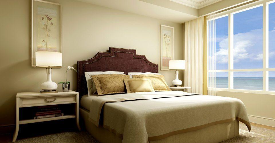 Bluwater Condos Bedroom Toronto, Canada