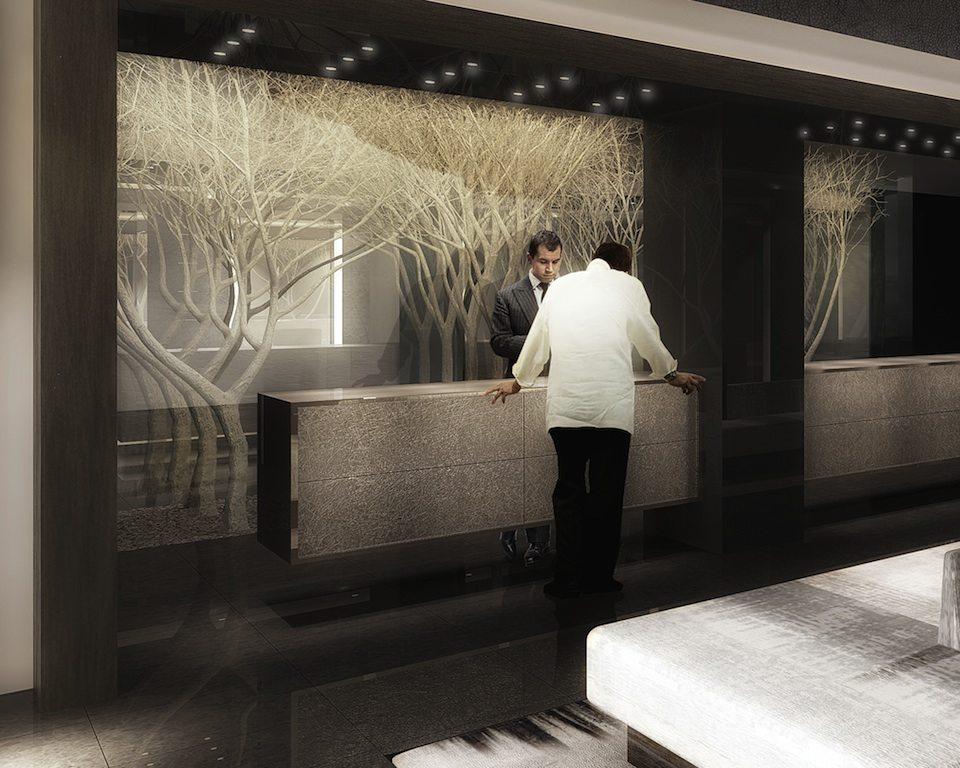 Bond Condos Concierge Toronto, Canada