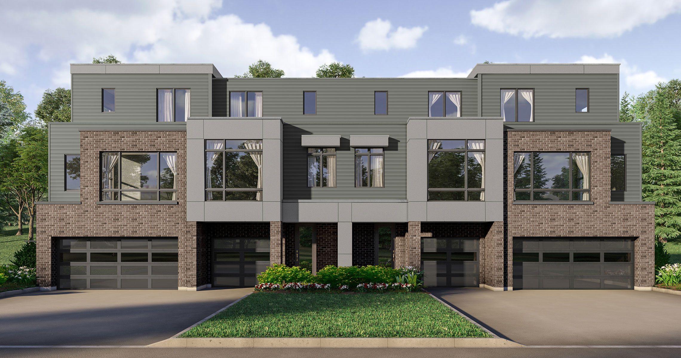 Oak Bay Condos Property View Toronto, Canada