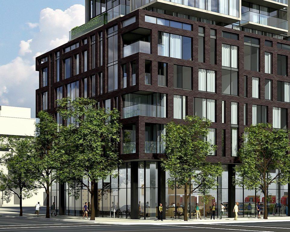 oneeleven Condominiums Front Toronto, Canada