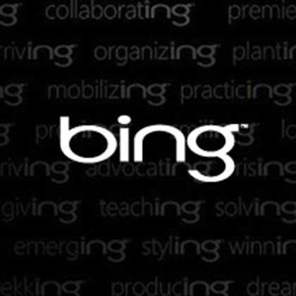 Logo - Bing