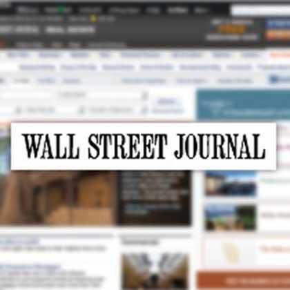 The Wall Street Journal - Sothebys International Realty Canada Extraordinary Real Estate Marketing