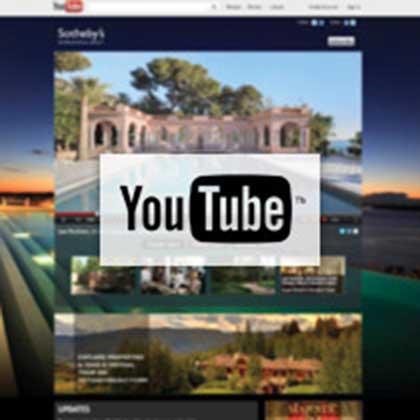Youtube - Sothebys International Realty Canada Extraordinary Real Estate Marketing