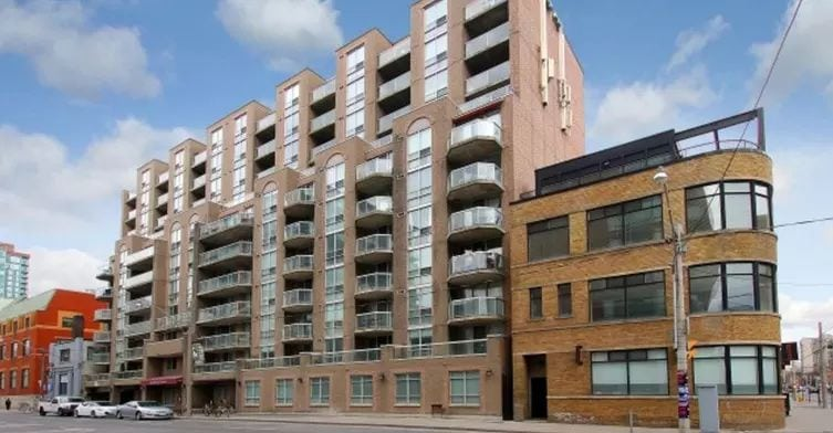 Exterior image of the 330@Imperial Square in Toronto