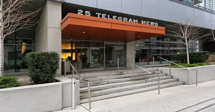 Exterior image of the Montage in Toronto