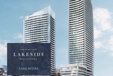 Lakeside Lake Suites Condos
