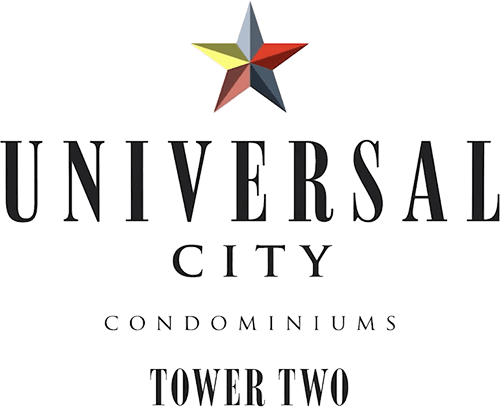 Logo of Universal City Condos Tower Two