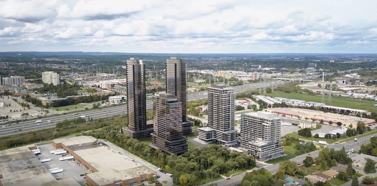 Universal City Condos Development