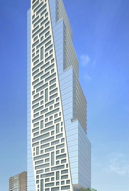 625 Yonge Street Full Building Exterior