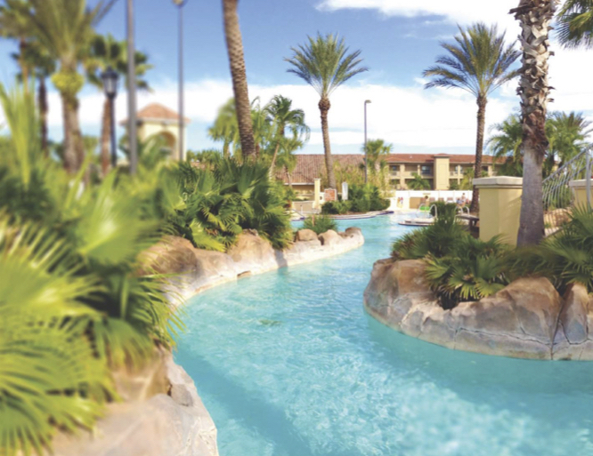 The Retreat at Regal Palms Lazy River