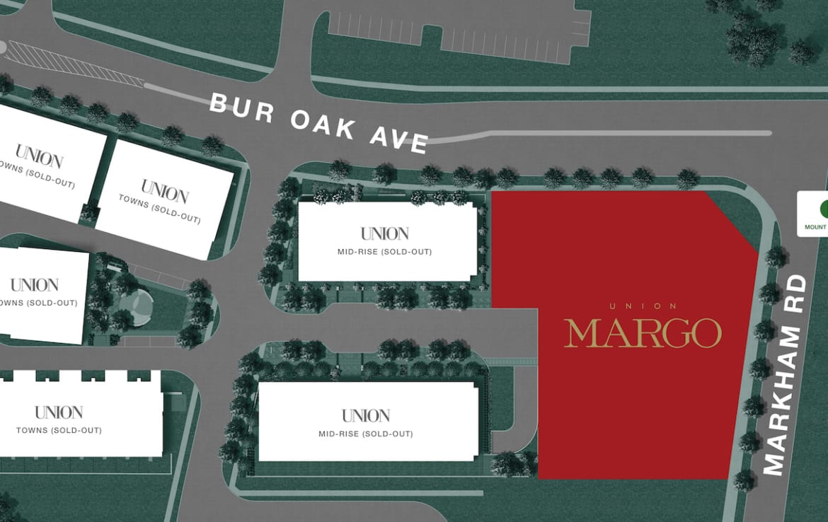 Margo Condos Site Plan