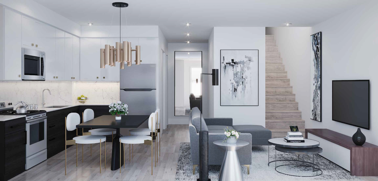 Rendering of Maxx Urban Towns Apartment