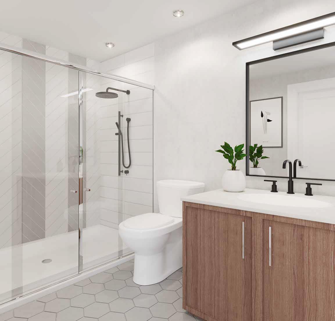 Rendering of Maxx Urban Towns bathroom