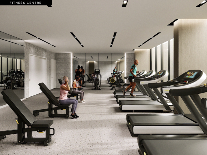 S2 at Stonebrook Fitness Centre Rendering