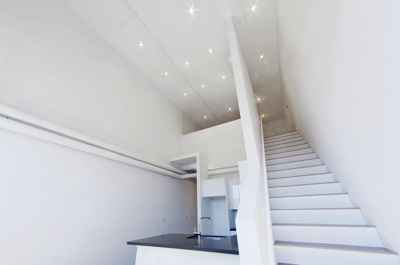 Dundurn Lofts Unit Staircase