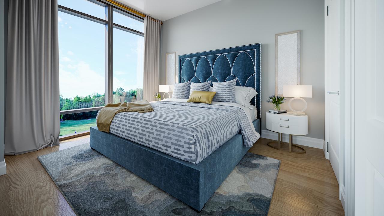 ORO Condos Suite Bedroom