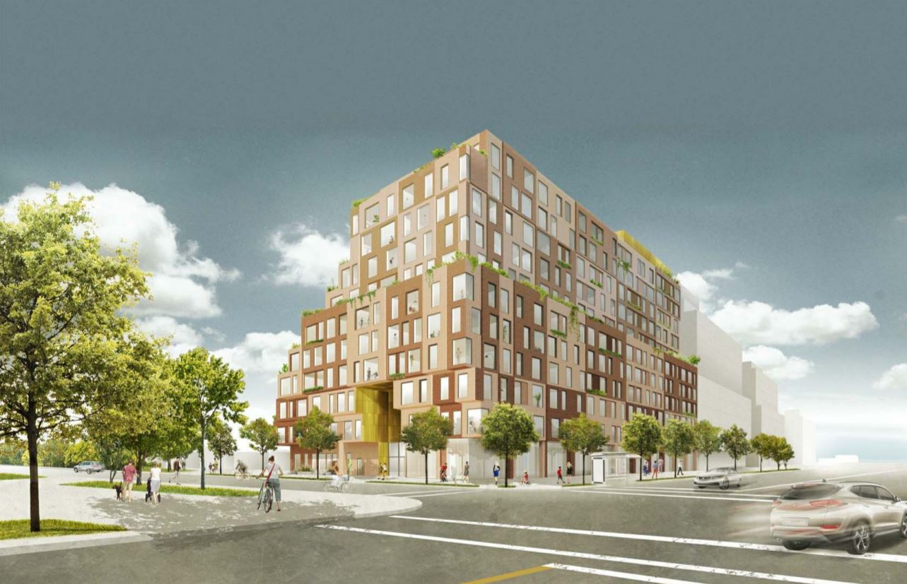 Rendering of 3471 Sheppard Avenue East Condos in Scarborough