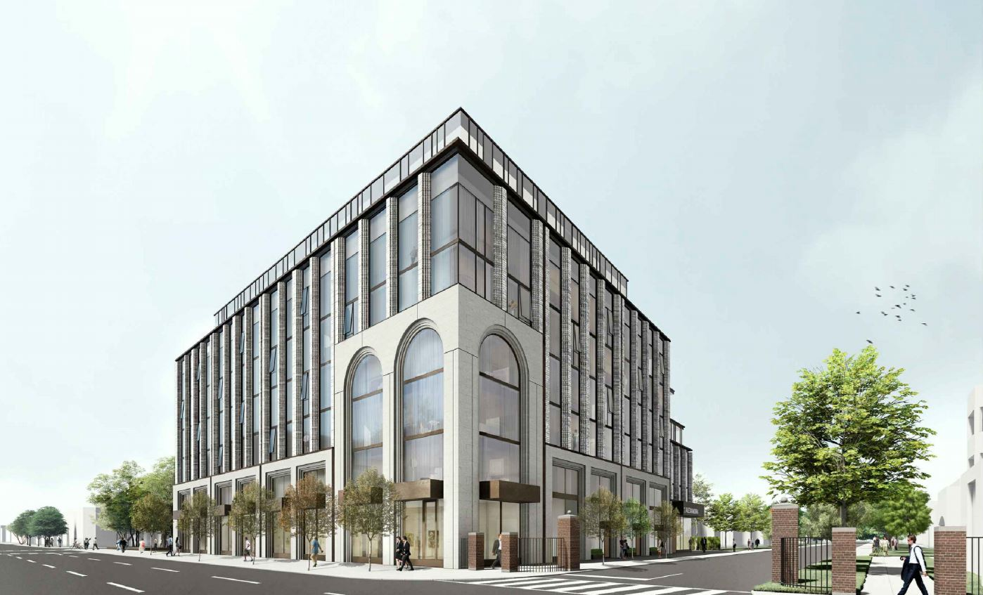 Exterior rendering of 2674 Yonge Condos by Triage Development Corp.