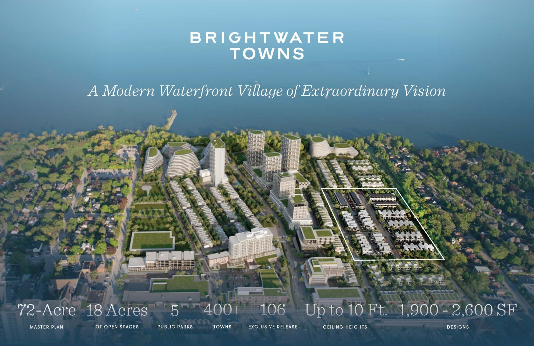 Brightwater Towns project information